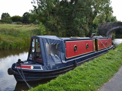 Narrowboat 47ft Semi Trad