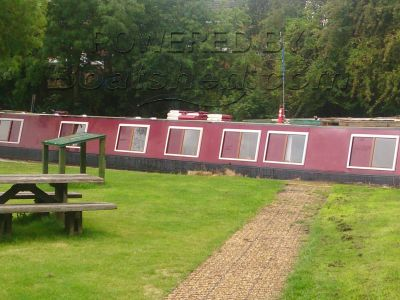 Narrowboat 70ft Butty Boat