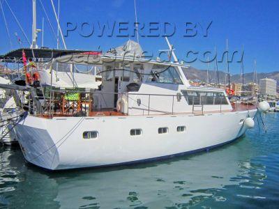 Fleur de Lys Fleur de Lys 50' motor yacht