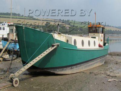 Barge Conversion 60' Live-aboard