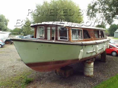 Bounty 30 Broads Cruiser