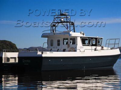 South Boats Catamaran 36 11m mkII