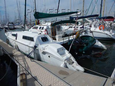 Edel 36 AVENTURE cruising catamaran