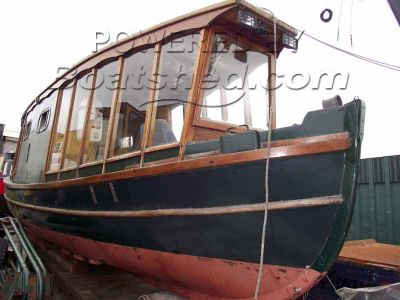 Montague Whaler River Cruiser Project Ideal River or Canal Boat