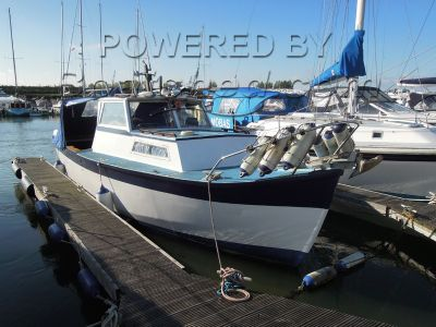 Fishing Boat 25 ft