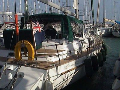 Beneteau Oceanis 40CC Clipper