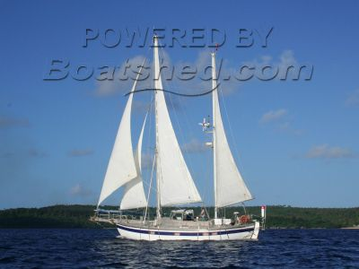 Colin Archer 42 Custom Ketch
