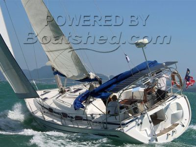 Bavaria 42 Cruiser Sloop