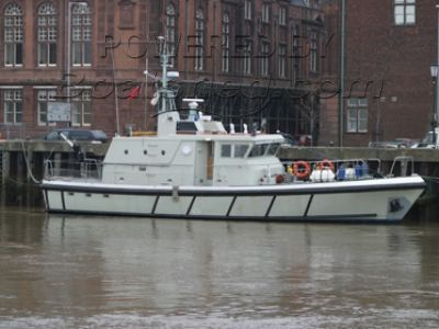 Cheverton Offshore 65 Fisheries Protection Vessel
