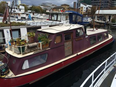 Dutch Barge 12m Houseboat