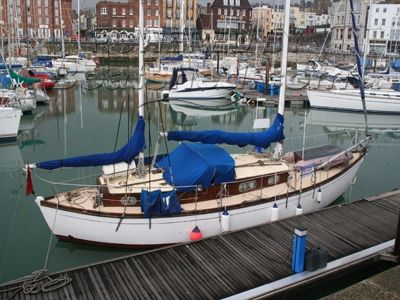 Hillyard 37ft Ketch