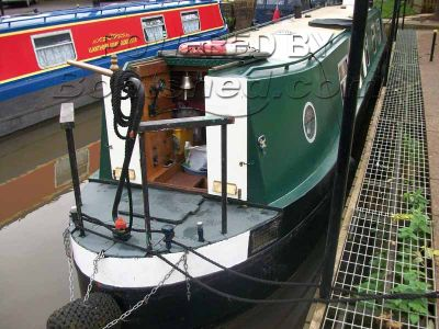 Narrowboat 42ft Semi Trad