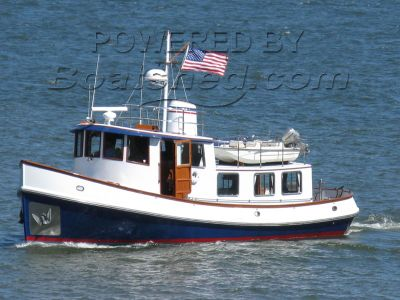 Lord Nelson Victory Tug 49'