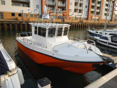 Offshore 25 Fishing Boat - Ex Demo - as new