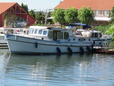 Dutch Trawler Alm Trawler