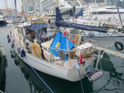 Salar 40 Pilot House Yacht