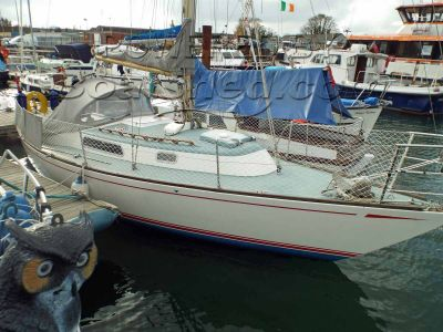 Hustler 30 Cruiser- A cracking good sail! FURTHER REDUCTION!
