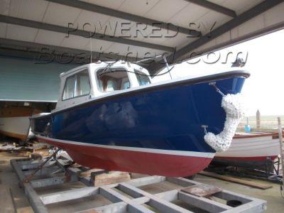 Ex British Waterways Workboat