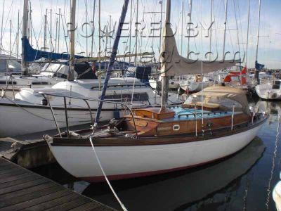 Folkboat 25