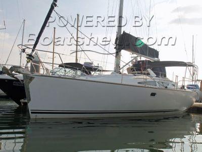 Jeanneau Sun Odyssey 35 Sloop