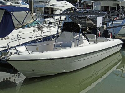 GC Marine Sooly 26 Center Console