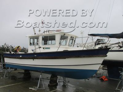 Hardy Fast Fisher 24