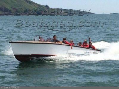 Gerald Pearn Speedboat 26ft Classic