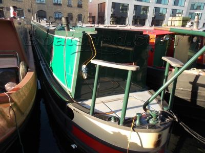 Narrowboat 62ft Traditional Stern