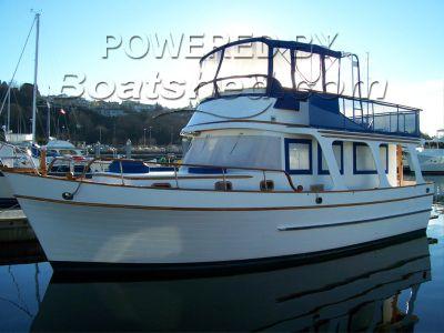 C&L Puget Trawler 37 Sedan Europa-style