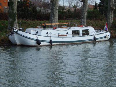 Dutch Barge Tjalk Fries Skutsje