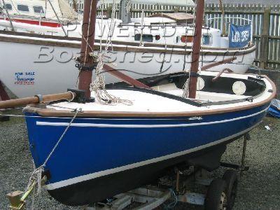 Gaff Ketch Day Boat