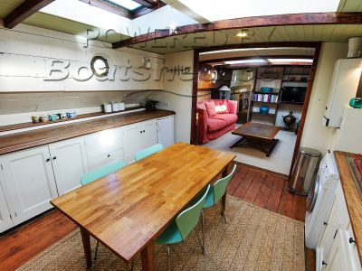 Dutch Barge 26.5m houseboat