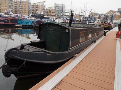Narrowboat 54ft with mooring