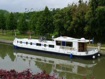 Penichette  Vedette Fluviale Penichette 1770 canal & river cruiser