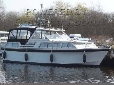 Seamaster 30 Aft Cabin