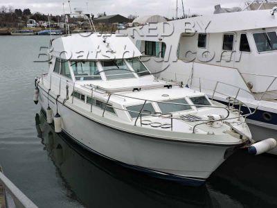 Princess 37 V Hull