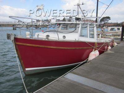 Berrys of Weymouth Wooden Motor Vessel