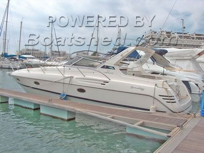 Cranchi 36 Smeraldo Sports Cruiser