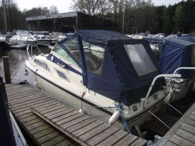 Fairline Holiday Mk 1
