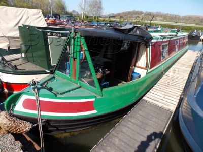 Narrowboat 46ft
