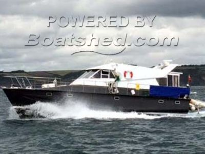 Tyler Offshore Launch Converted Pilot Boat