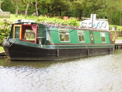 Narrowboat 40ft Wide Beam