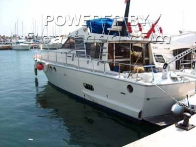 Posillipo Tobago 51 TSDY GRP