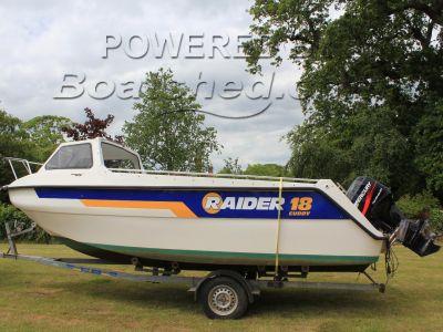 Raider 18 Cuddy