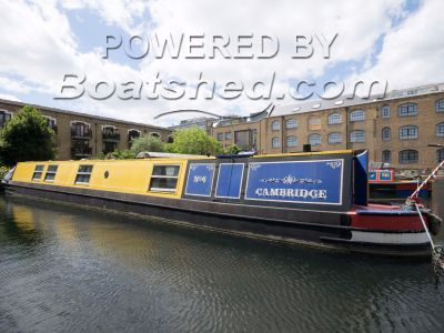 Narrowboat 70ft