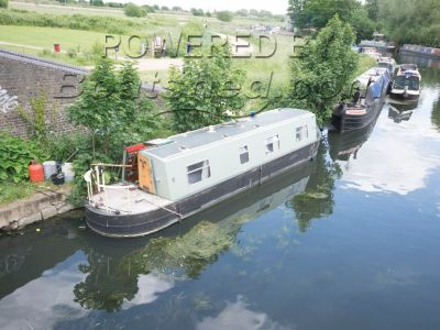 Narrowboat 36ft