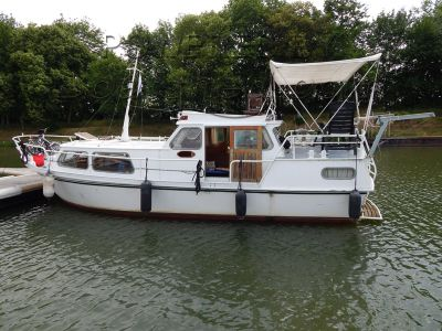Dutch Steel River Cruiser Eemskruiser