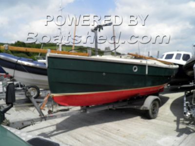 Cornish Shrimper 19 Inboard