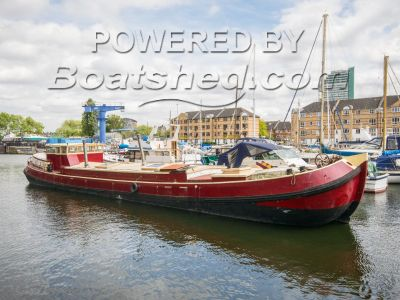 Dutch Barge 85ft Houseboat