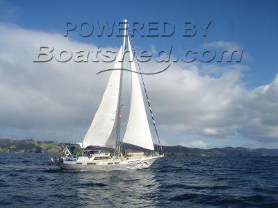 Reinke 15m Serious Bluewater Cruiser!